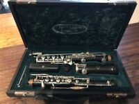 Beautiful, Wooden Howarth Oboe - Closed Hole, English System