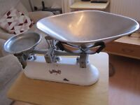 Antique Vintage Kitchen Scales - £25 - mint condition - Collection & Cash only