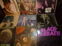 WANTED VINYL RECORD COLLECTIONS ,LP OR 45s LARGE OR SMALL ,ANY CONDITION