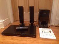 Panasonic SC-BTT262 Full HD, Blu-ray disc Home Cinema surround sound system