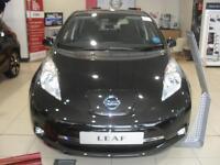 Nissan Leaf ACENTA (black) 2017-03-13
