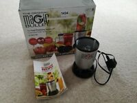 Magic Bullet Smoothie/Food Processor