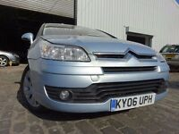 06 CITROEN C4 VTR + 1.6,5 DOOR,MOT NOV 016,PART HISTORY,VERY RELIABLE FAMILY CAR,VIEWING ESSENTIAL