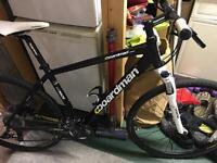 Boardman mxrace hybrid bike