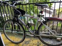 Mens Hybrid Bicycle