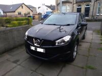 Nissan Qashqai Visia 33k. DAB,DVD, Winter tyres, Excellent condition!