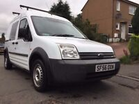 Ford Transit Connect Ex Police Van