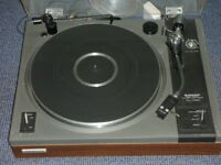 Pioneer PL112D Record Deck with Shure M75ED cartridge