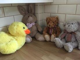 Lovely condition teddys
