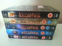 BattleStar Galactica DVD Collection