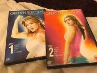 Carmen Electra Fitness Dance Strip DVDs