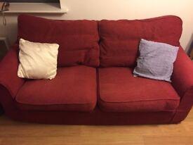 Move Out Sale (Sofa & Bookcase)