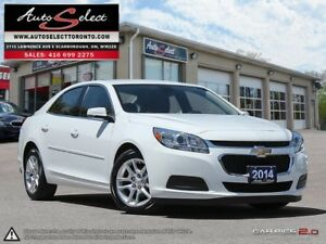 2014 Chevrolet Malibu ONLY 72K! **BACK-UP CAMERA** 1LT POWER...