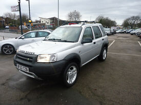 2003 LAND ROVER TD4 ES PREMIUM FULL SERVICE HISTORY VERY CLEAN CAR GOOD DRIVE CLUCH CHANGE 12.2016