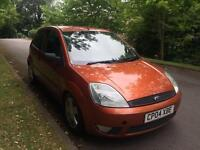 2004 Ford Fiesta 1.4 Flame 6 months MOT Excelled condition