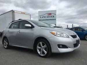 2010 Toyota Matrix XR AWD