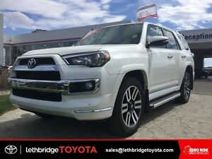Certified 2014 Toyota 4Runner Limited 5-Pass - EXT WTY!