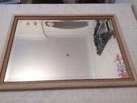 BHS RECTAGULAR Mirror