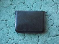 Pure Leather Writing case and contents