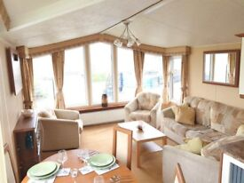 2 Bedroom Static Caravan for Sale at Camber Sands near Kent & East Sussex with Beach Access