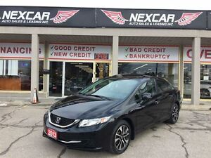 2013 Honda Civic EX AUTO* SUNROOF BACK UP CAMERA 158K
