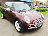 MINI COOPER 1.6 HATCH FULL SERVICE HISTORY