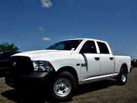 2015 Ram 1500 ST NEW 4X4 Crew Cab Hemi Traction Cntrl Amazing De