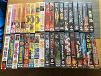 WWF VHS Tapes