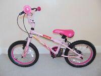 Apollo Roxie Kids/Girls Bike (suit 5-7 years)