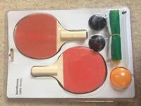 Mini table tennis game - brand new