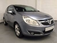 2009 Vauxhall Corsa Diesel 1.7 CDTi Design 3dr *** Full Years MOT ***