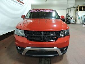 2016 Dodge Journey CROSSROAD, AWD, NAV, TOIT, 7 PASSAGERS West Island Greater Montréal image 2