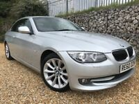 BMW 3 Series 3.0 335i SE DCT 2dr FULL HISTORY, LOW MILAGE £0 DEPOSIT FINANCE AVAILABLE.