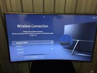 "Samsung 49"" CURVED 4k UHD SMART LED TV ue49ku6300"