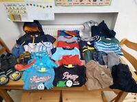 Boy bundle of clothes 18m to 3 years
