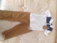 Mckenzie top &trousers