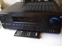 Onkyo SR-674E 95 watts per channel 7.1 AV receiver