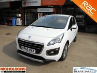 Peugeot 3008 Crossover 1.6HDi (115bhp) Active