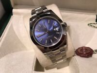 Men's Rolex Datejust II Swiss ETA