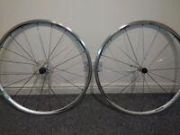 Shimano WH-RS10 RS10 Road Bike Wheelset 700c Wheels Rims Silver Winter training 8/9/10 speed Shimano