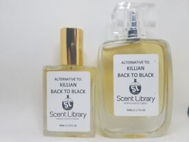 KILIAN BACK TO BLACK ALTERNATIVE PERFUME OIL & SPRAY