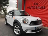 2012 MINI COUNTRYMAN COOPER D £30 TAX