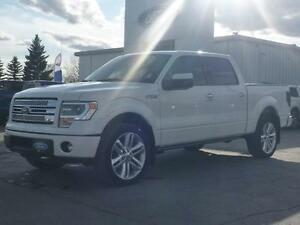 2014 Ford F-150 Limited P.S.T. PAID! GREAT VALUE!