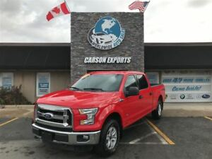2016 Ford F-150 CLEAN F-150 XLT! $199.00 BI-WEEKLY+TAX!