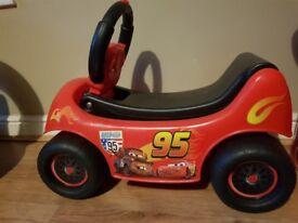 Toy car disney car