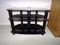 For sale Alphason Sona Black TV unit/Stand.