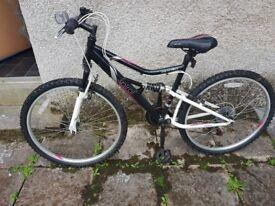 Ladies Apollo Spiral bike