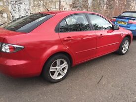 MAZDA 6 SPORT 2007 FULL YEAR MOT EXCELLENT CONDITION