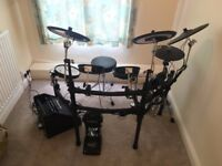 Roland TD11KV Special Edition Electronic Drum Kit plus hardware