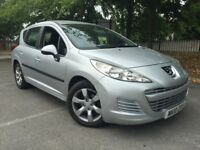 Peugeot 207 SW 1.6 HDI S Estate £30 Road Tax